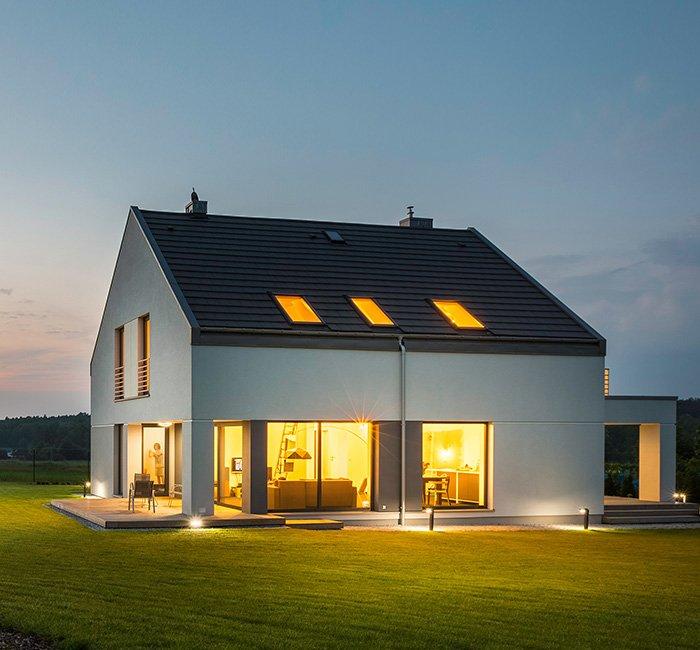 projekty domów przemyśl