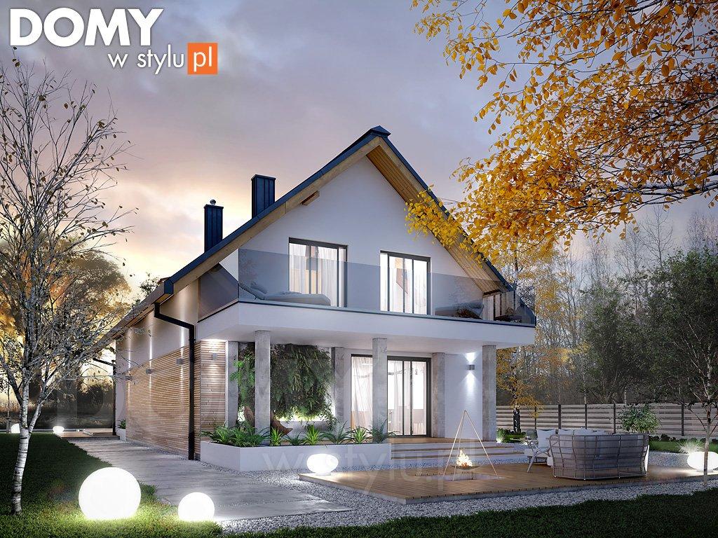 projekty domów rzeszów